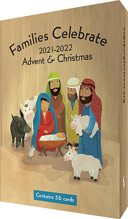 3D image of Families Celebrate Advent & Christmas 2021-2022
